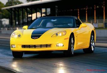 Corvette Hertz